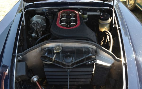 lancia-flaminia-gt-engine
