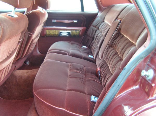 mercury-1985-marquis-red-rear-seat