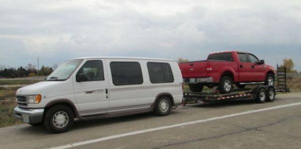 van-pulling