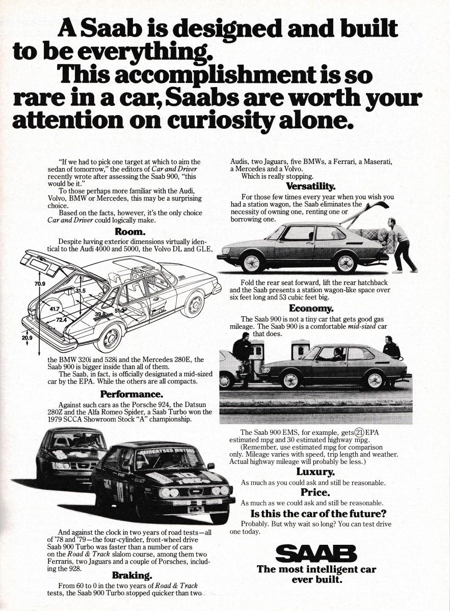 Curbside Classic: 1990 Saab 900 Turbo SPG