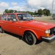 Early October I came across three subsequent generations of Volvo sedans. And all three of them happened to have two doors. Volvo, Latin for I roll. Make that I keep […]