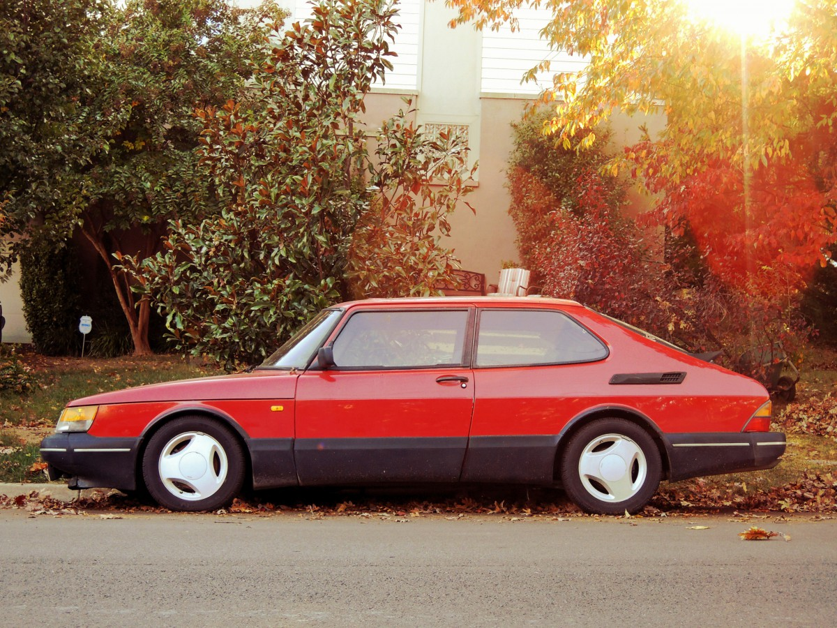 Curbside Classic: 1990 Saab 900 Turbo SPG – The Sun Sets On Saab's  Independence