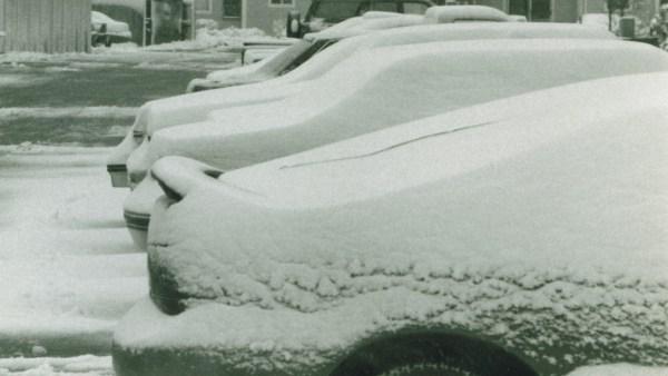 1994 GS-R in winter