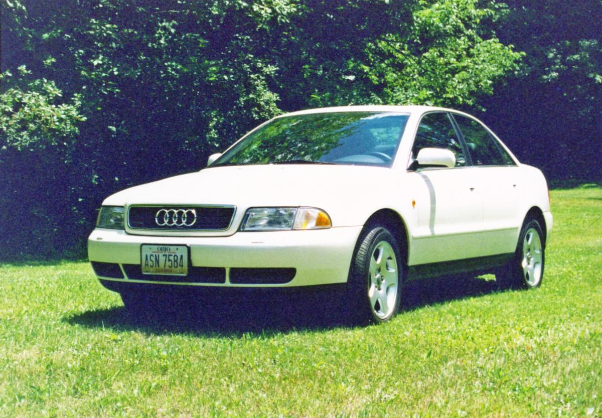 COAL 1998 Audi A4 Quattro  Mission Accomplished