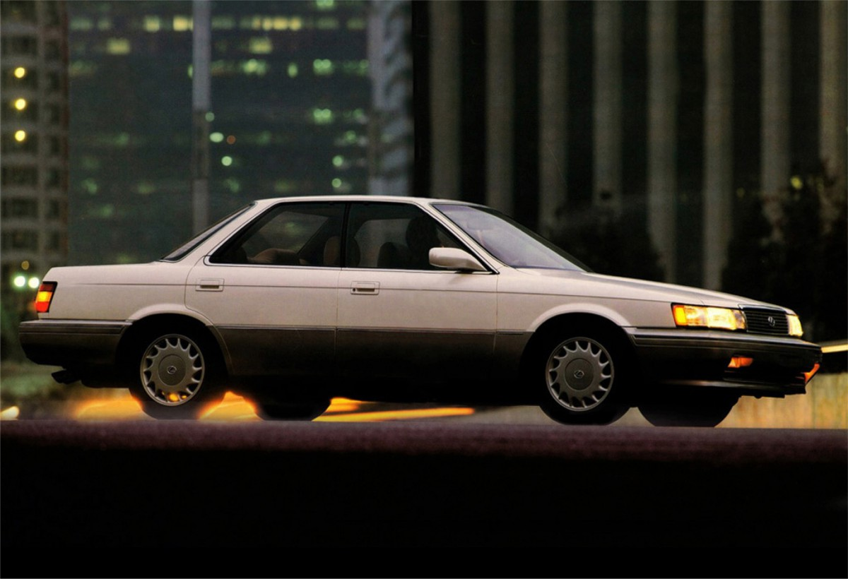 curbside classic: 1994 lexus es 300 – a drinkable prosecco among