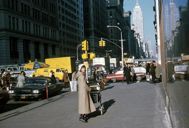 Times Square 1973 74
