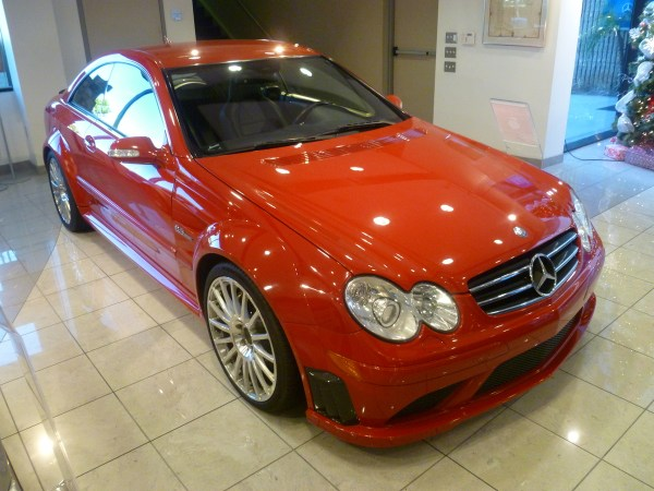 Mercedes-Benz Classic Center CLK63 AMG Black Series