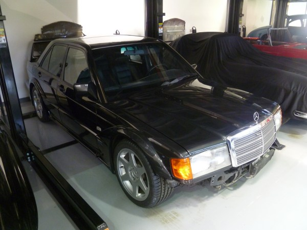 Mercedes-Benz Classic Center 190E 2.3-16 EVO