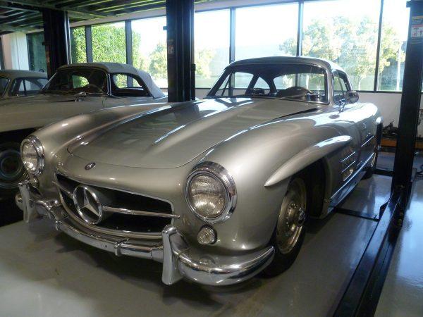 Mercedes-Benz Classic Center 300SL Gullwing
