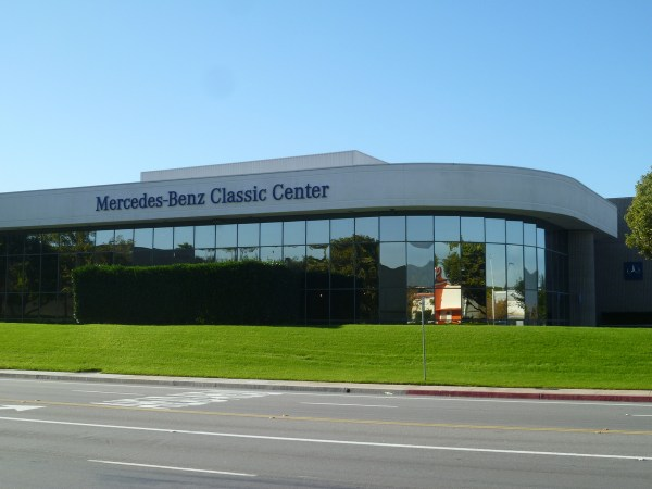 Mercedes-Benz Classic Center, Irvine, CA