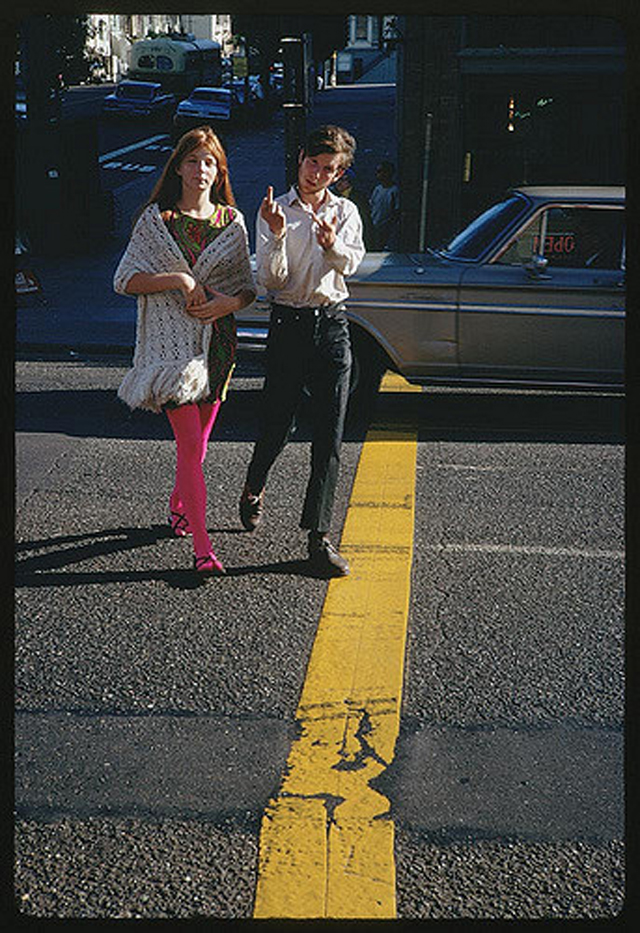 Vintage Snapshots The Streets Of San Francisco 1960s