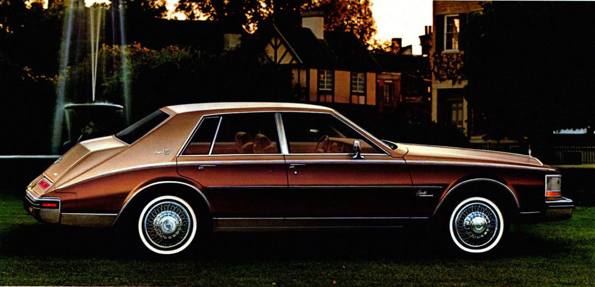 Vintage Comparison Test 1977 Cadillac Seville Chrysler LeBaron