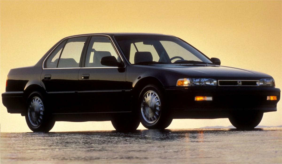 Curbside classic 1996 honda accord lx in accordance for Best honda accord year