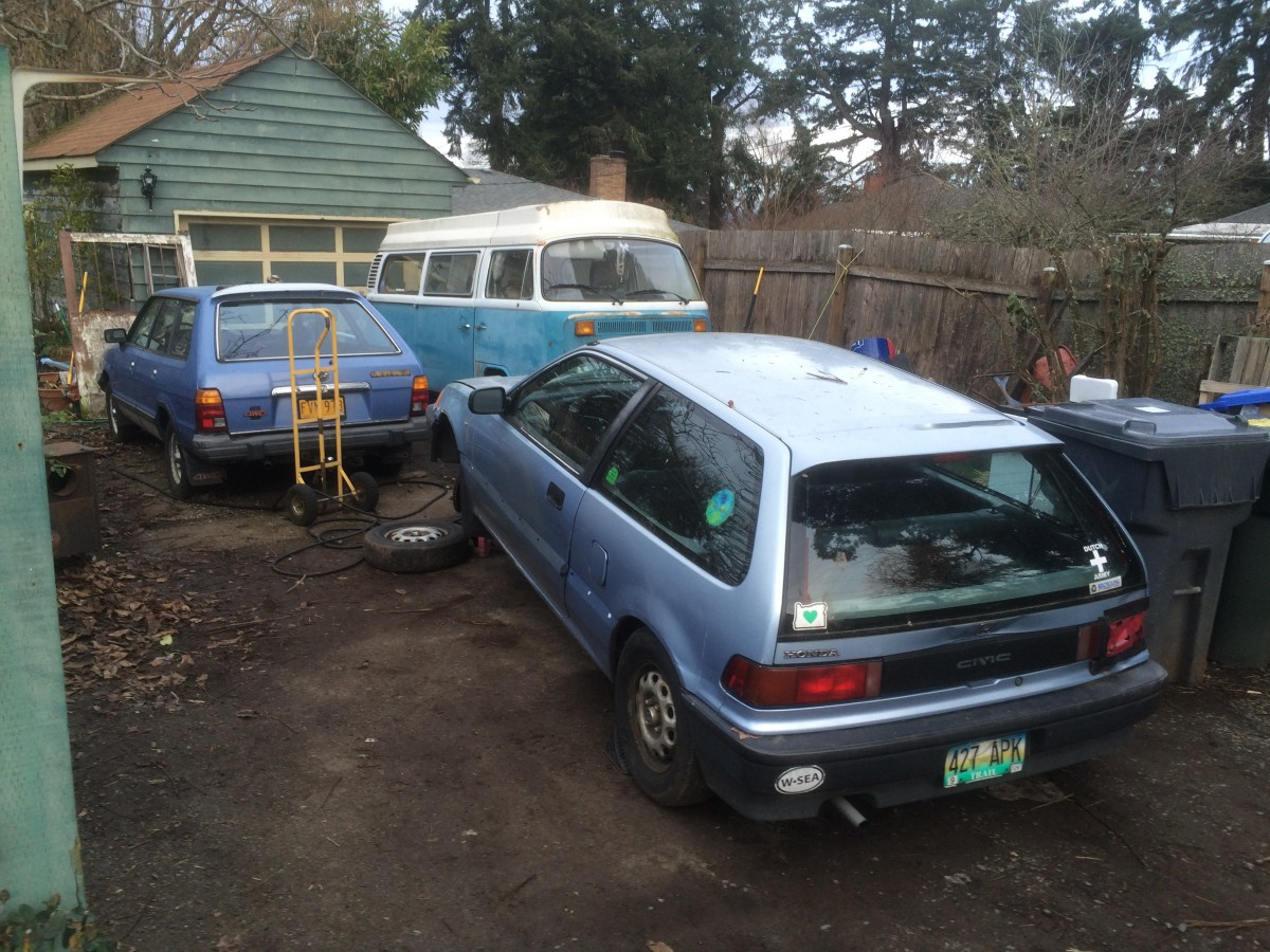 CC Outtake: The Eclectic Driveway – The Kids Are Back, With Their ...