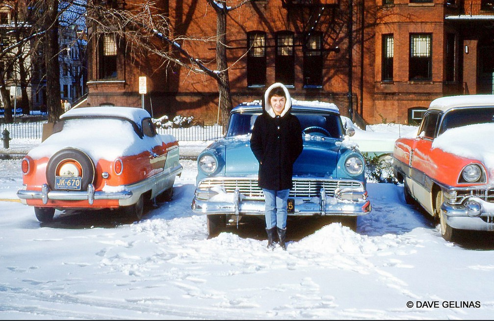Vintage Snapshots: Me And My Car, Part 2