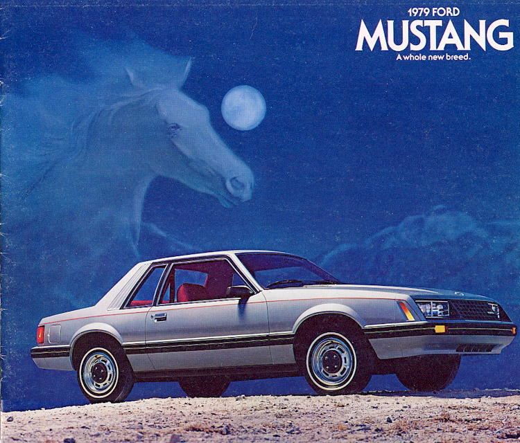 Curbside Classic 1979 Ford Mustang  A New Hope