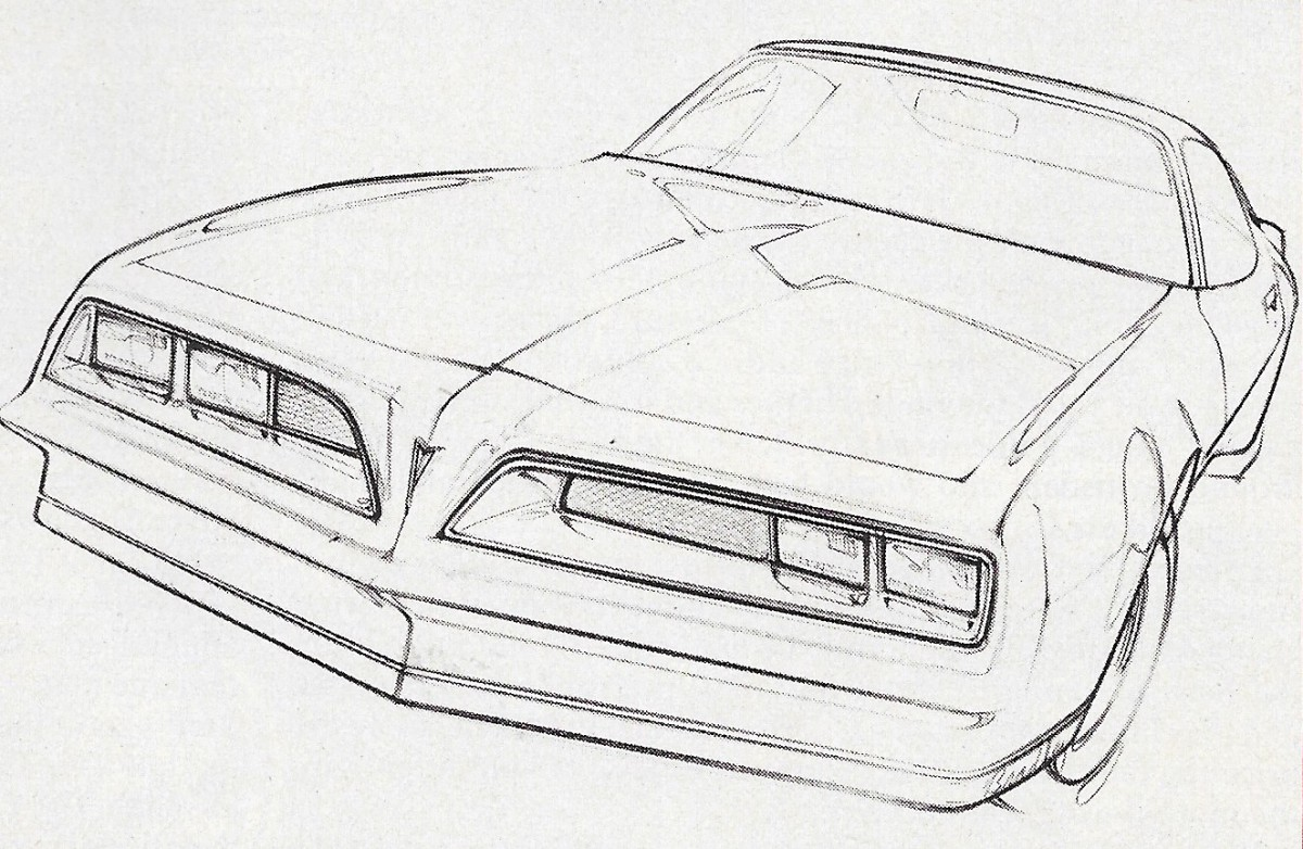 Speaking Of The Firebird This Sketch Offered A Preview Of
