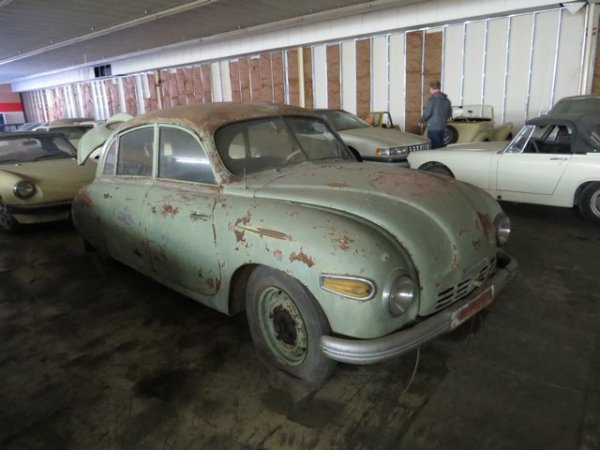 The Ultimate CC Auction The Ron Hackenberger Collection Oddball - Classic car lots near me