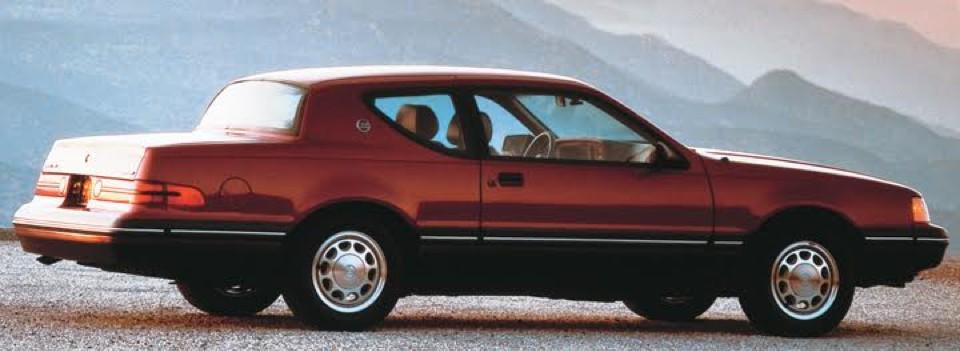 coal 1985 mercury cougar a k a broken windows curbside classic coal 1985 mercury cougar a k a