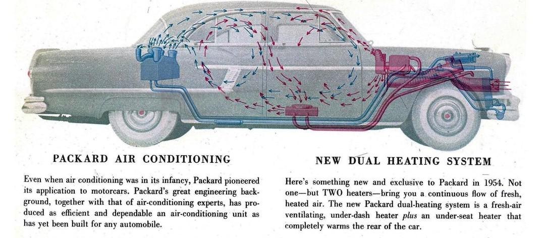 1953 Chrysler Airtemp System