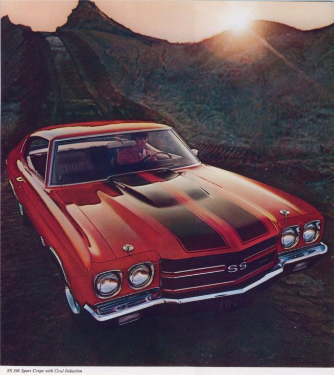Chevelle SS or Malibu SS? – An Overview of Chevrolet's Intermediate