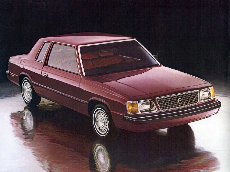 Chryslers Reasons For Introducing The America In 1988 Help To Explain Shockingly Low Production Number 87 Base Reliant Mentioned Jasons