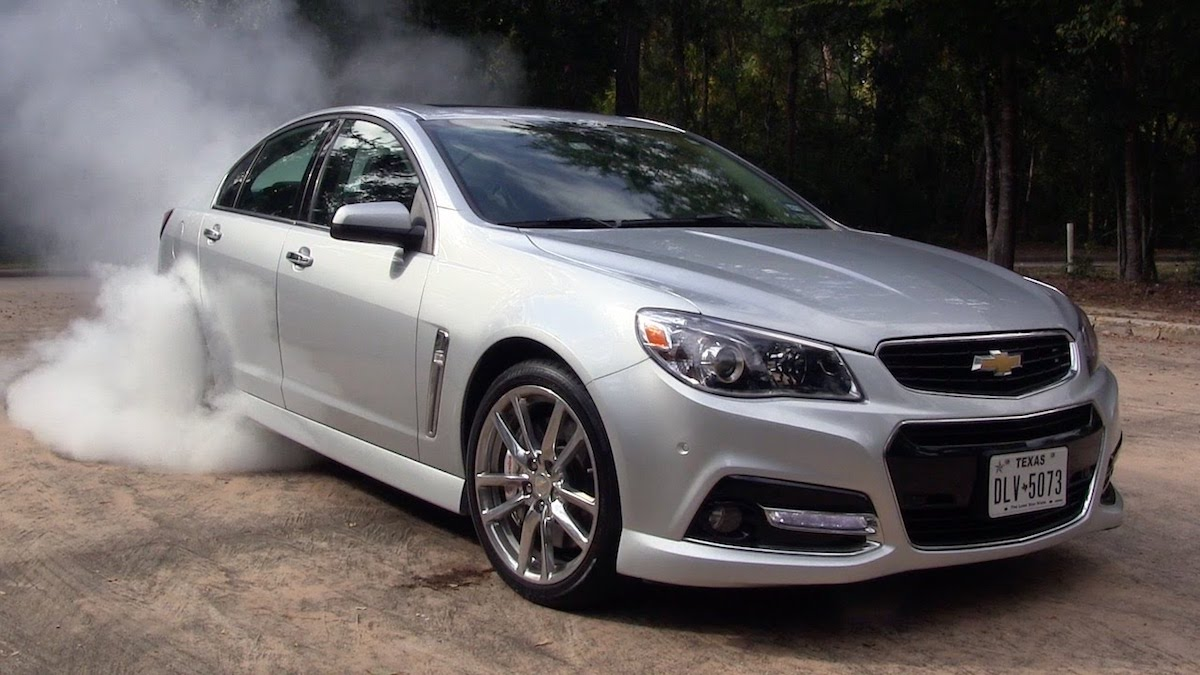 In an interview with automobile mark reuss head of global product development and former head of holden indicated that it the ss does fill a need