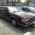Cadillac's greatly downsized 1985 DeVille and Fleetwood have been extensively covered here before, but we've never featured a front-wheel drive C-body Fleetwood Seventy-Five limousine… and we still aren't in this post.