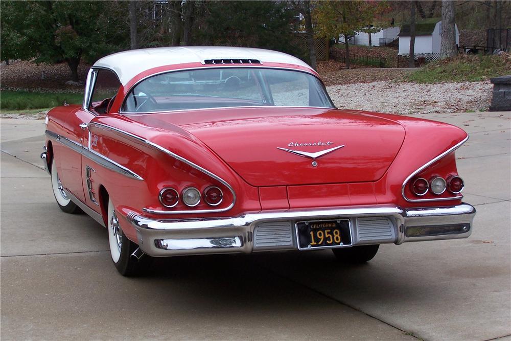 1958 chevy tail light wiring automotive history six tail light corvettes curbside classic  six tail light corvettes