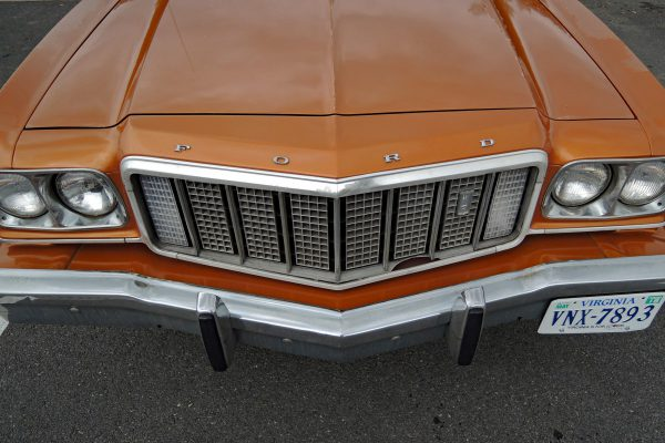 Curbside Classic 1975 Ford Gran Torino Symbol Of The Seventies Curbside Classic