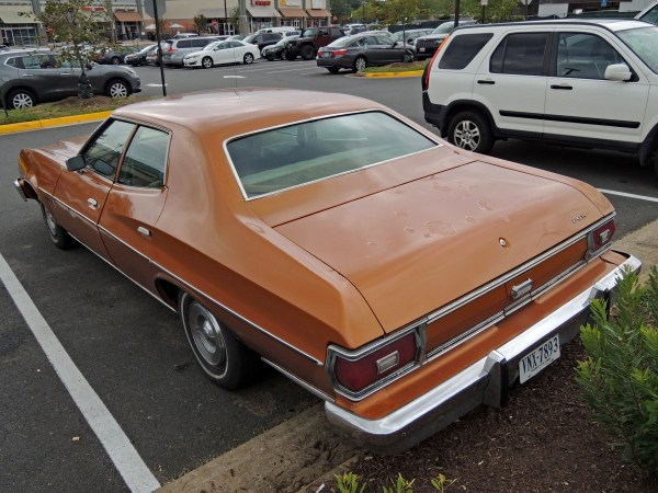 Curbside Classic: 1975 Ford Gran Torino – Symbol Of The