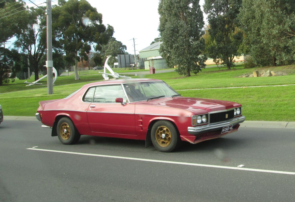 Curbside Classic: 1976 Holden Monaro LE – Beginning of the End of an Era
