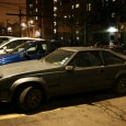 A couple of years ago, this '85 Toyota Celica Supra greeted me from the parking lot of a local, neighborhood coffee shop.  The model year is identifiable by the smoother […]