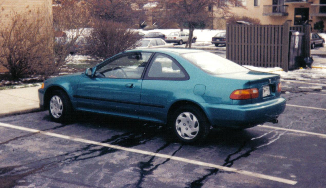 Kelebihan Honda Civic 1994 Perbandingan Harga