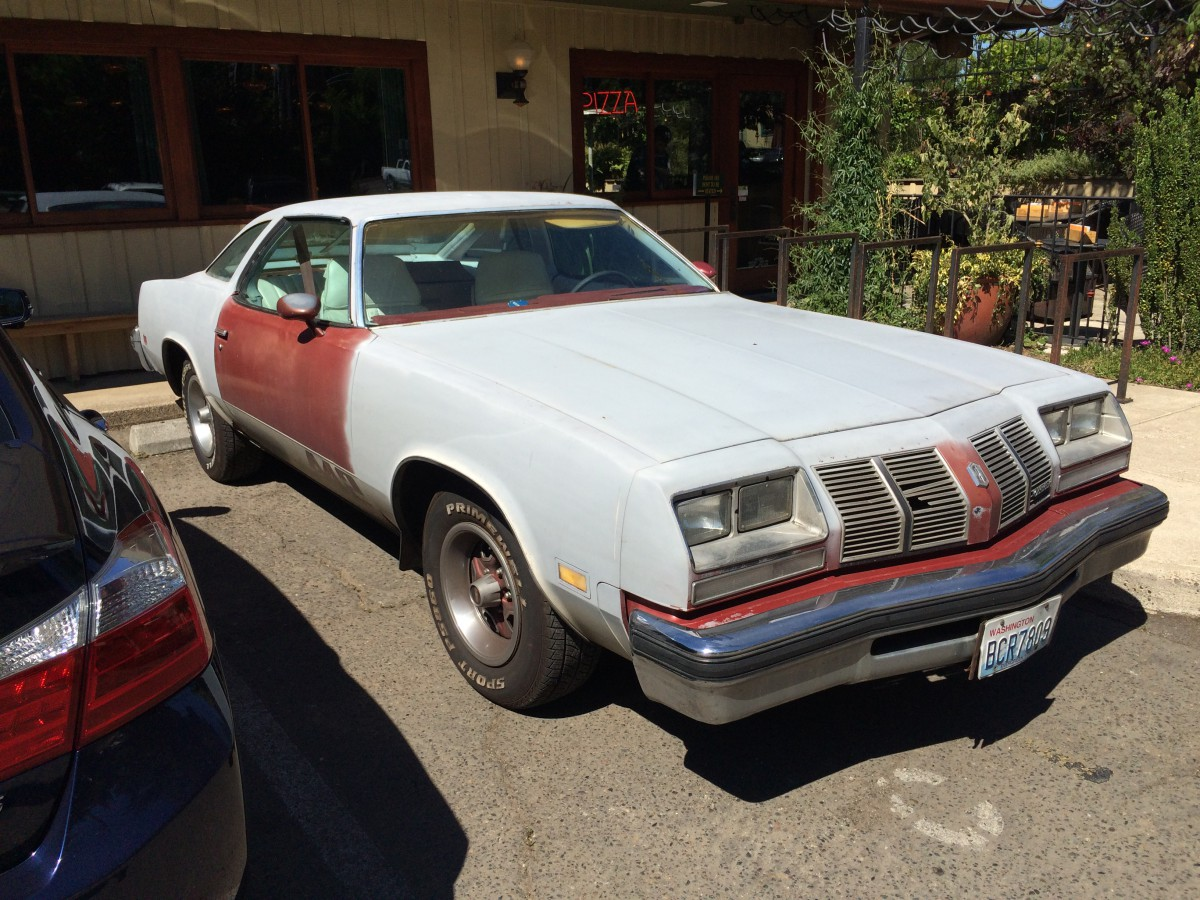 Purchase used 1970 oldsmobile cutlass w31 post coupe 1 of 116 built - The 4 4 2 Went On To Live Out Its Time In A Variety Of Disguises After The End Of The Colonnade Era And Even Recapture Some Of Its Lost Performance