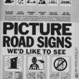 Here's a MAD look at how some 1960s-trendy, international-style pictograph signage might be improved.