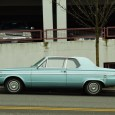 (posted at the Cohort by Curtis Perry) Jim Cavanaugh's recent CC on a 1964 Dodge Custom 880 pointed out that the 880 was the last relic of Chrysler Design Chief […]
