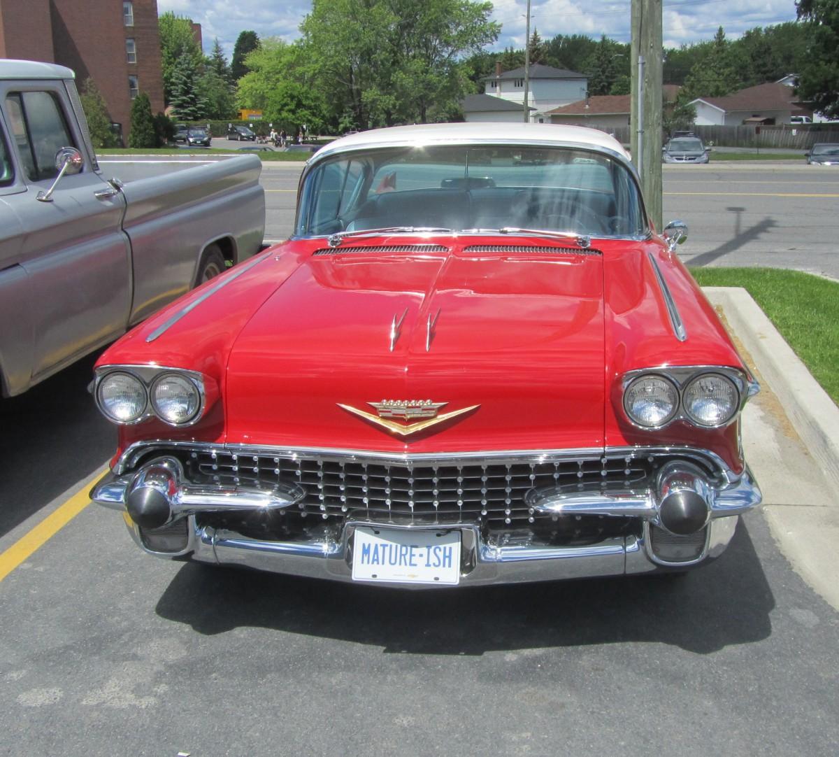 Dealer Classic: 1958 Cadillac Coupe DeVille