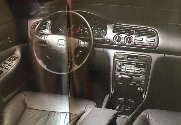 1996 Accord EX dash