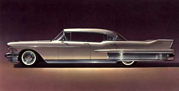 Dealer Classic  1958 Cadillac Coupe Deville  U2013 Forget The