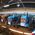 Continuing from part one of this recently discovered tractor's museum in Israel, enter the post for more photos from the venue.
