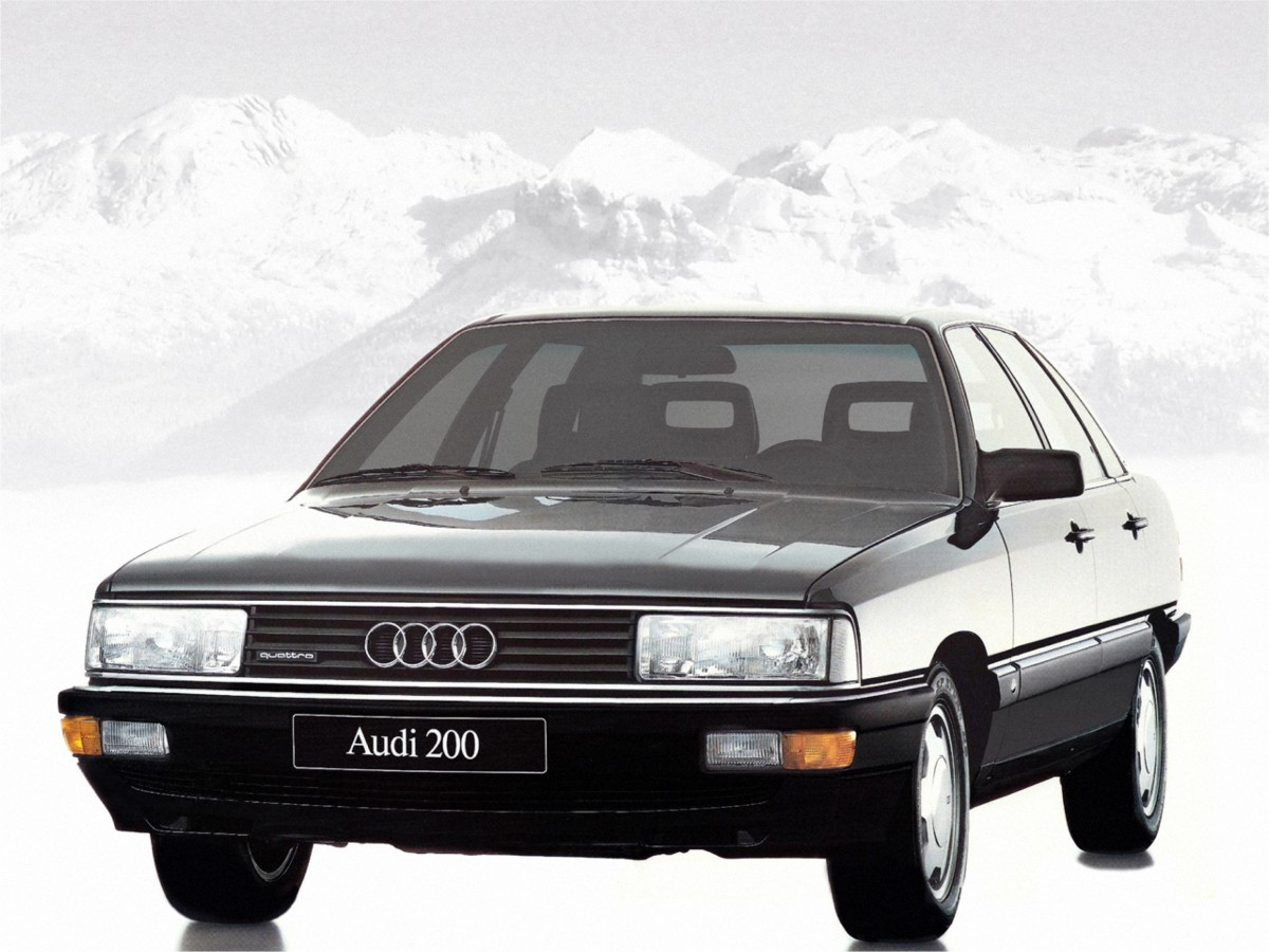 Due to this rather tragic debacle, the Audi 5000 is a model that tends to  get swept under the rug as far as Audi history goes, at least in the U.S.  This ...