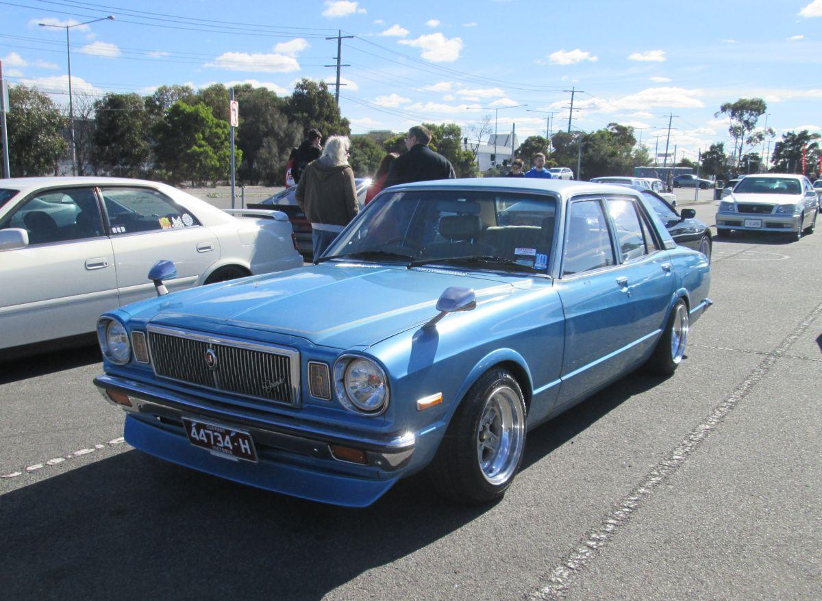 Car Show Classics: Toyota Australia – Marking The End Of An Era, Part 2