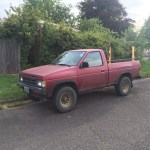 Cc Outtake Nissan Hardbody Pickup The Genius Of Marketing Curbside Classic