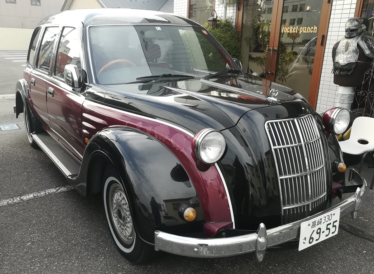Curbside Classic: The Japanese Retro Trial (3rd Witness) – 1996 ...