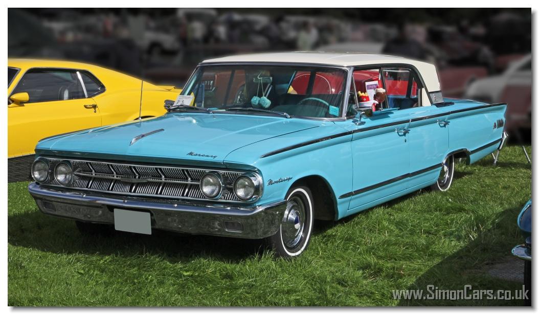 Curbside Classic: 1963 Mercury Marauder S-55 Convertible