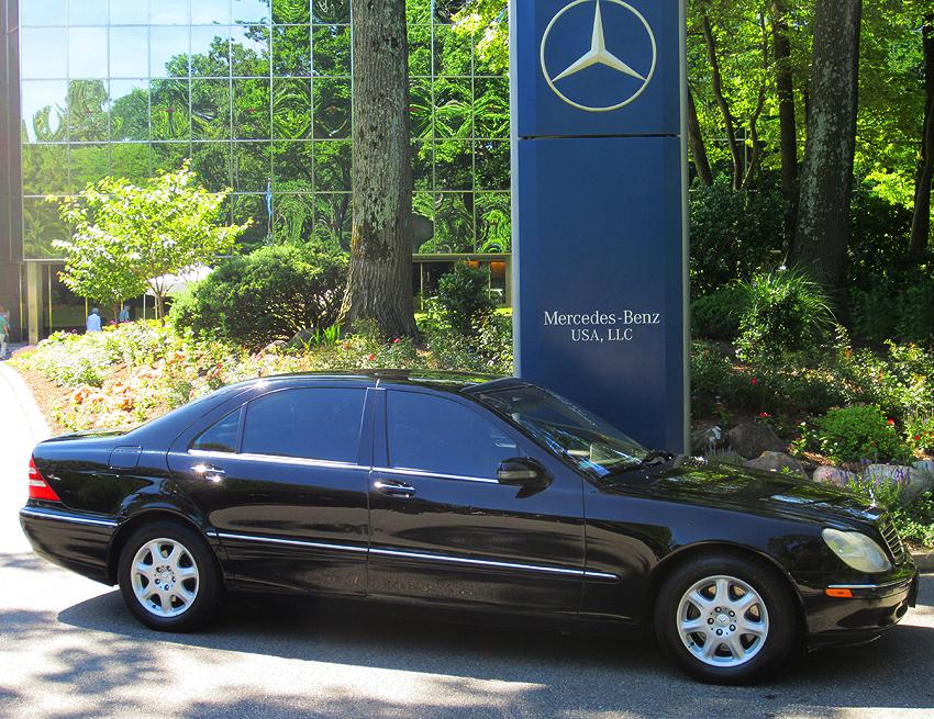 COAL: 2000 Mercedes Benz S500 U2013 When Life Hands You Lemonsu2026