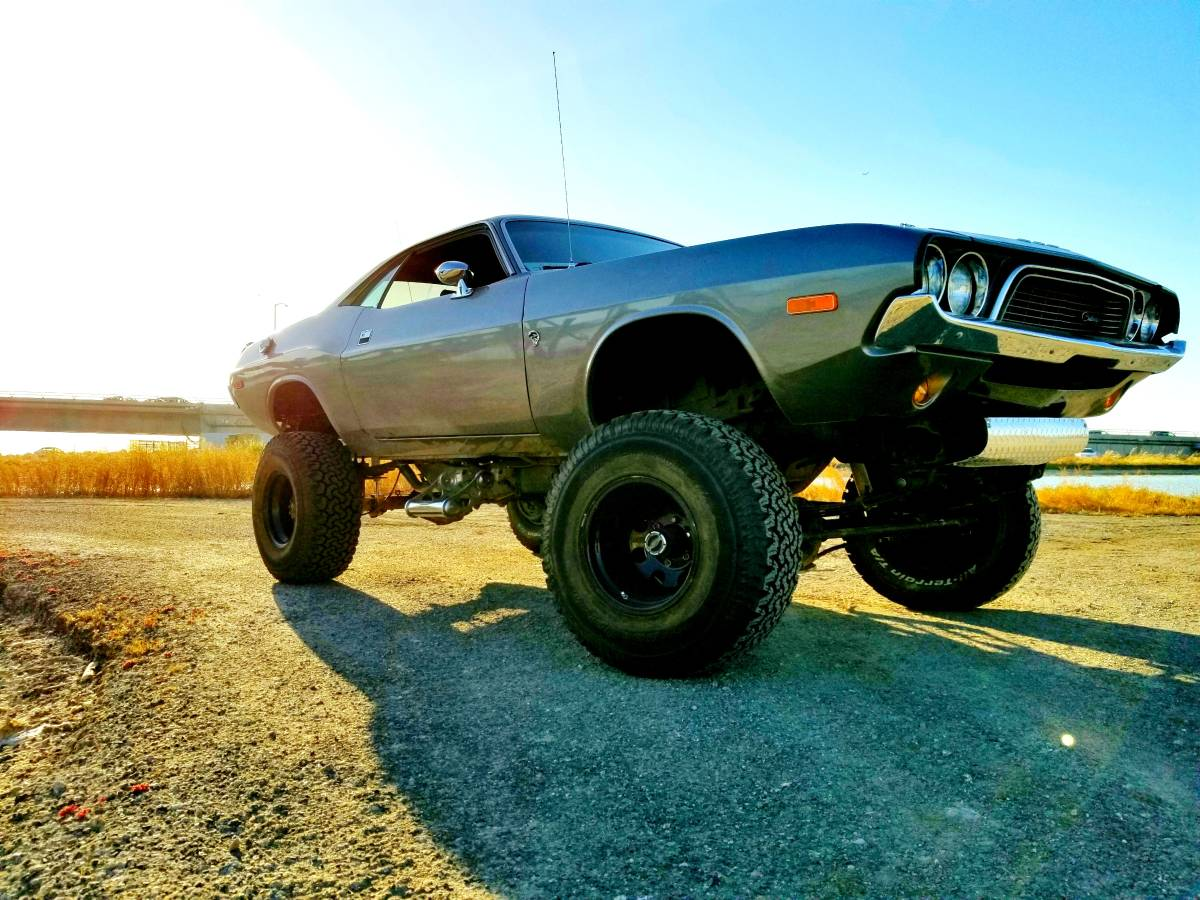 CC For Sale: 1972 Dodge Challenger 4×4 – *Price Lowered* $28,000