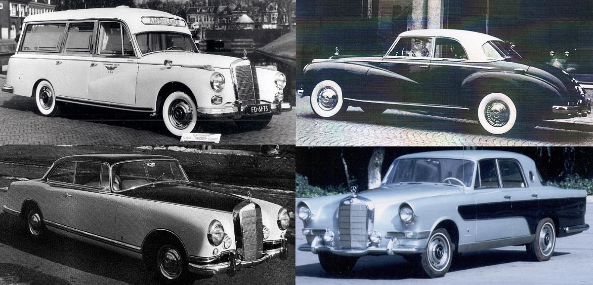 Curbside Classic: 1952 Mercedes-Benz 300 (W186) – Best German Car Of ...