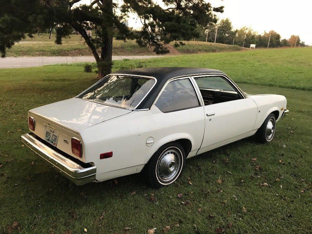 eBay Classic: 1974 Chevrolet Vega LX – Grandma\'s Last Car